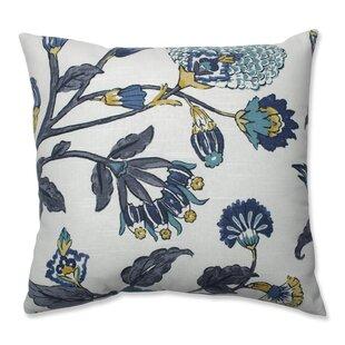 Sansa Auretta Peacock Throw Pillow