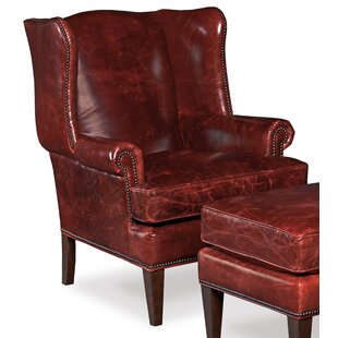 Covington Bogue Wingback Chair by Hooker Furniture