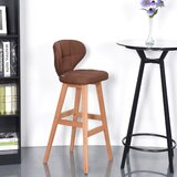 31 Bar Stool (Set of 2) by FORCLOVER