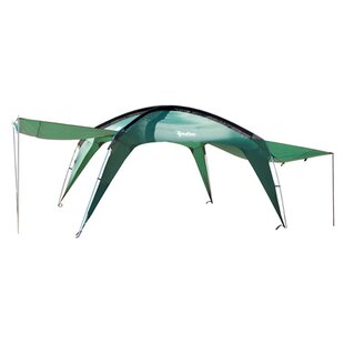 PahaQue Cottonwood XLT 10 Ft. W x 10 Ft. D Aluminum Pop-Up Canopy