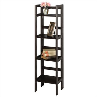 Calfee Folding Etagere Bookcas..
