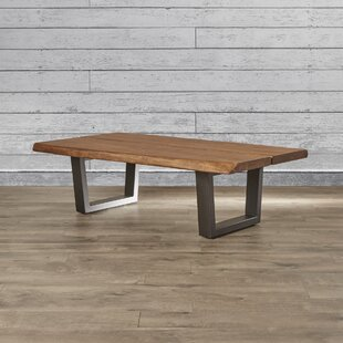Inexpensive Sonnier Coffee Table By Union Rustic