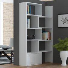 """Mattie 74"""" Cube Unit Bookcase"""