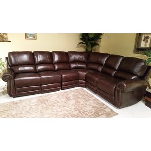 Ferrell Reclining Sectional by Red Barrel Studio