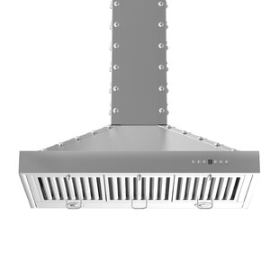 42 760 CFM Ducted Wall Mount Range Hood by ZLINE Kitchen and Bath