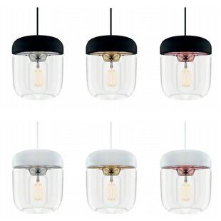 Acorn Plug In 1 Light Led Bulb Pendant
