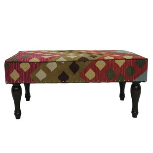 Stocker Upholstered Bench by Bloomsbury Market