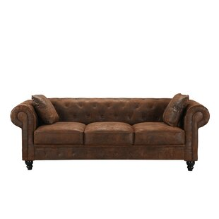 Reviews Liliana Chesterfield Sofa by Alcott Hill Reviews (2019) & Buyer's Guide
