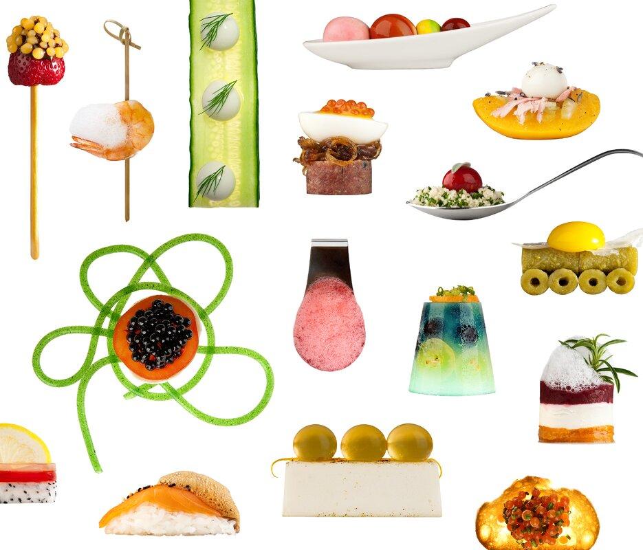 Molecule-R Flavours Cuisine R-Evolution Molecular Gastronomy Kit ...