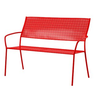 Walker Iron Garden Bench by Turn on the Brights