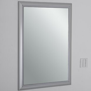 Reviews Led Lighted Wall Mirror By Orren Ellis