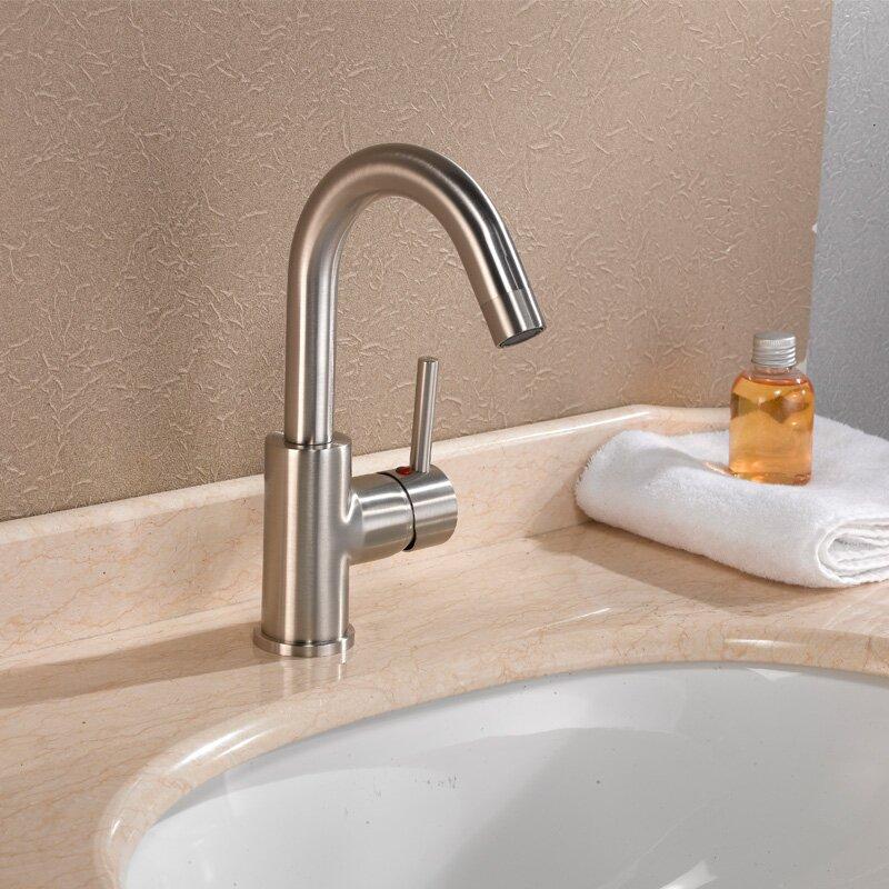... Single Hole Bathroom Sink Faucets; Part #: 2010188; SKU: CADL1014.  Default_name Design