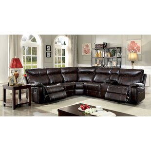 Boornazian Reclining Sectional..