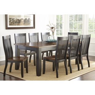 Chokio 9 Piece Extendable Dining Set