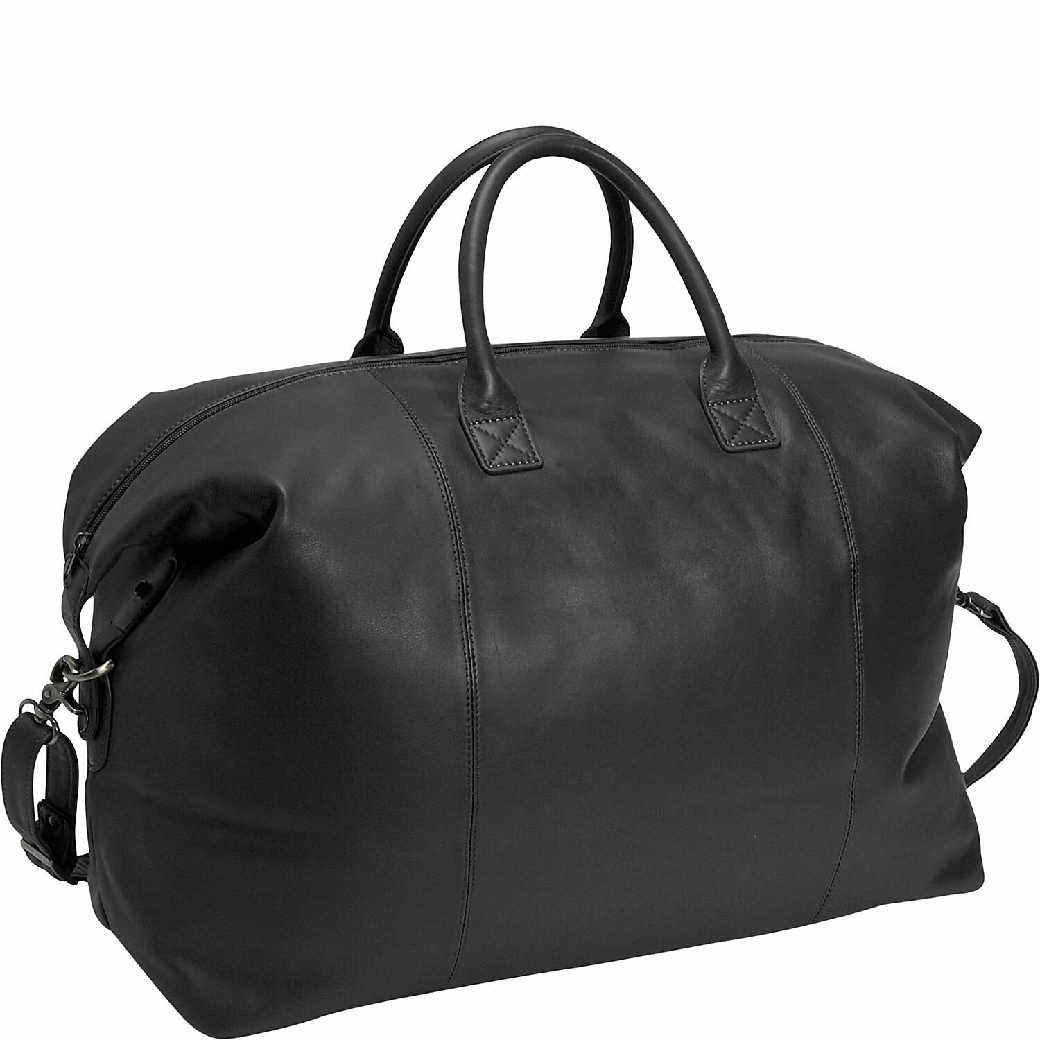 Royce Leather Royce Leather Luxury Travel Duffel Overnight Bag in Genuine  Leather  9cead296d57f3