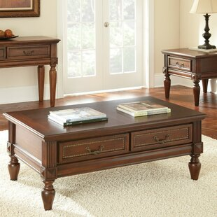 Lilia Coffee Table Beachcrest Home