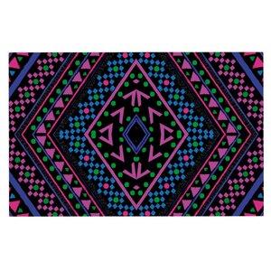 Nika Martinez 'Neon' Doormat