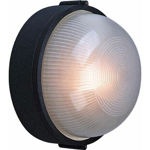 Compare prices 1-Light Outdoor Flush Mount By Volume Lighting