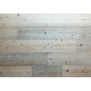5 Solid Wood Wall Paneling In White