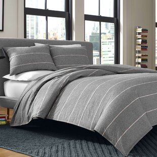 Hoboken Cotton Reversible Comforter Set