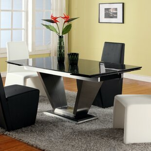 Jessy Dining Table by Chintaly Imports