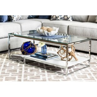 Saniya Coffee Table by Wade Logan