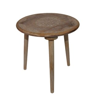 Mangume Antique End Table