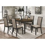 Jozwiak Upholstered Dining Chair (Set of 2) by Gracie Oaks