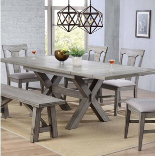 Ophelia & Co. Vergara Trestle Table