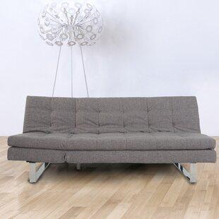 London Fabric Fiber Reclining Sofa Bed