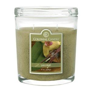 Patchouli Jar Candle