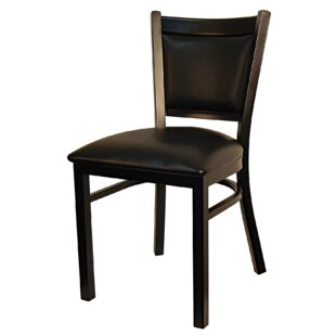 Upholstered Dining Chair (Set Of 2) by H&D Restaurant Supply, Inc. Sale