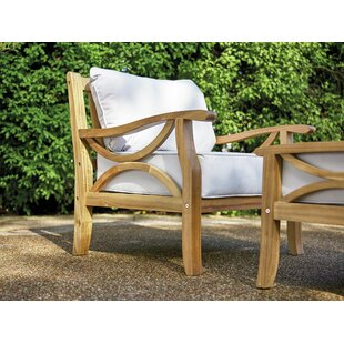 Evann Garden Chair With Cushion Image