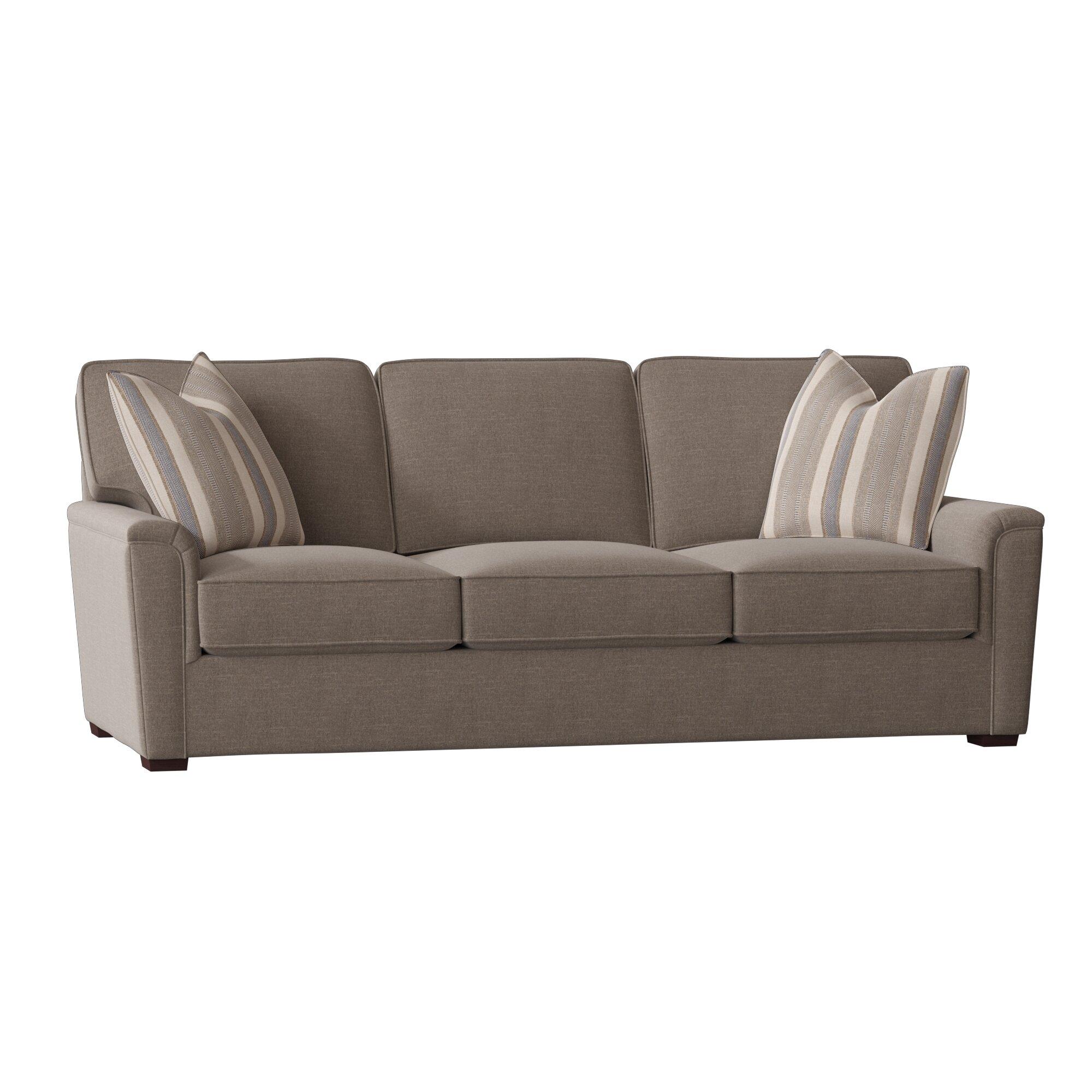 Bauhaus 90 W Round Arm Sofa Wayfair