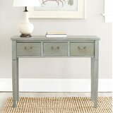 """Sadie 39.4"""" Solid Wood Console Table"""