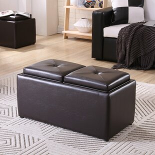 Best Elmwood Storage Ottoman By Alcott Hill