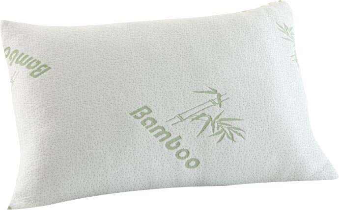 rayon from bamboo memory foam pillow