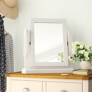 Andora Rectangular Dressing Table Mirror By August Grove