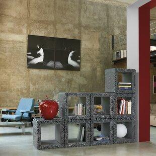 Affordable Gladiolus Cube Unit Bookcase ByBrayden Studio
