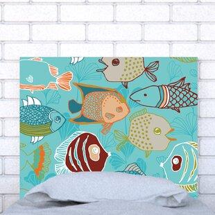 Noyo Home Slipcover Upholstered Panel Headboard