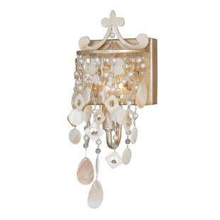 Reviews Karcher 1-Light Bath Sconce By Bloomsbury Market