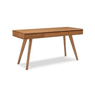 Currant Solid Wood Writing Desk