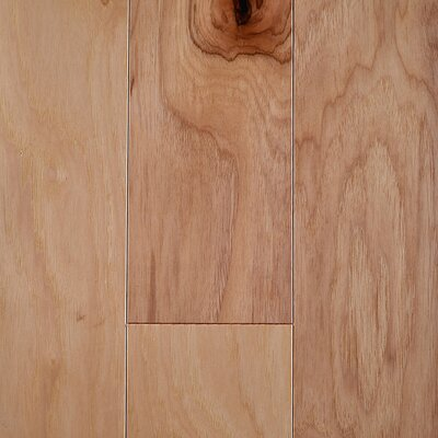 "Riga 5"" Engineered Hickory Hardwood Flooring Branton Flooring Collection"