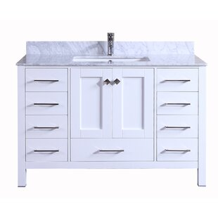 Arnab 48 Single Bathroom Vanity Set by Latitude Run