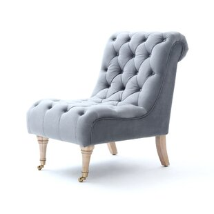 Etonnant Persil Tufted Slipper Chair