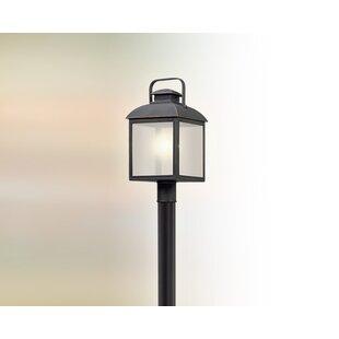 Gracie Oaks Koffi Outdoor 1-Light Lantern..