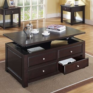 A&J Homes Studio Malden Coffee Table with Lift Top