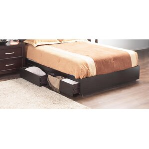 Platform Bed by Chateau Imports