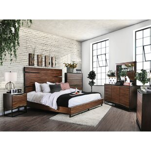 Sentous Panel Configurable Bedroom Set