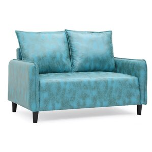 Jordyn Morden Loveseat by Union Rustic